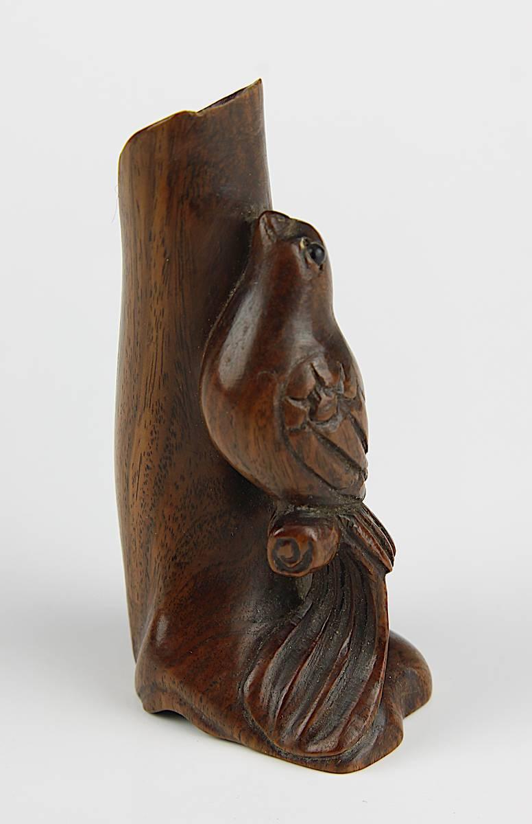 1-0007 - Japanisches Buchsbaum-Netsuke Image