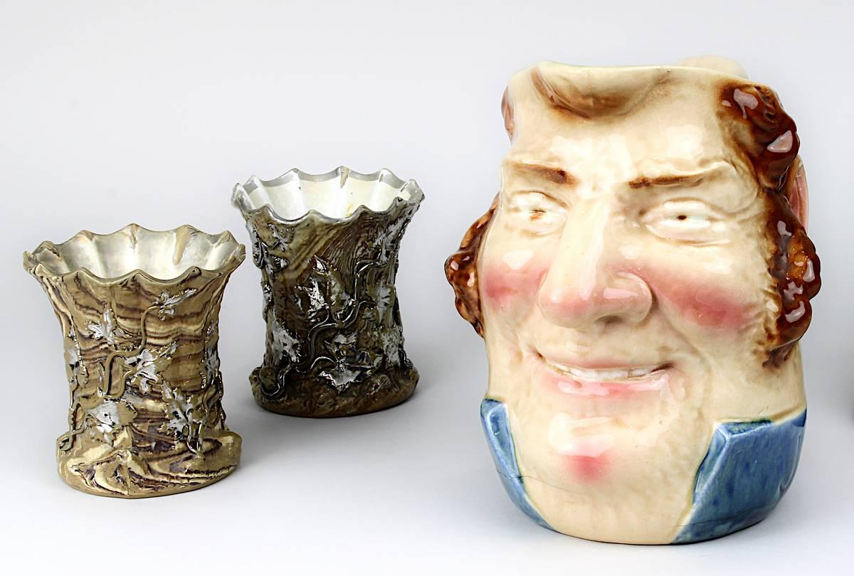 11-0019 - Drei Keramikartikel Image
