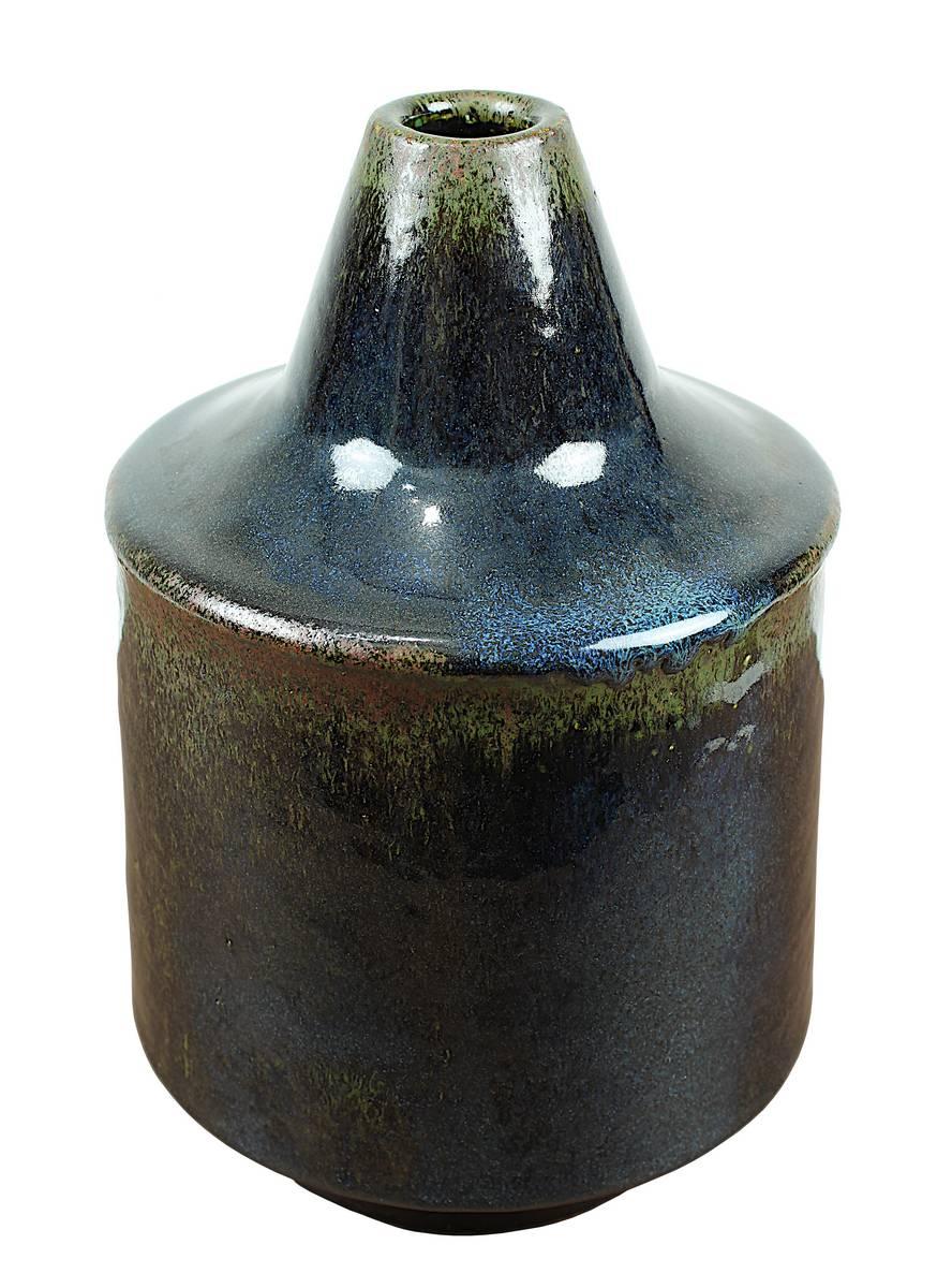 11-0033 - Ellwanger, Volker (geb. Baden-Baden 1933), Studiokeramik Art Pottery - Steinzeug Image