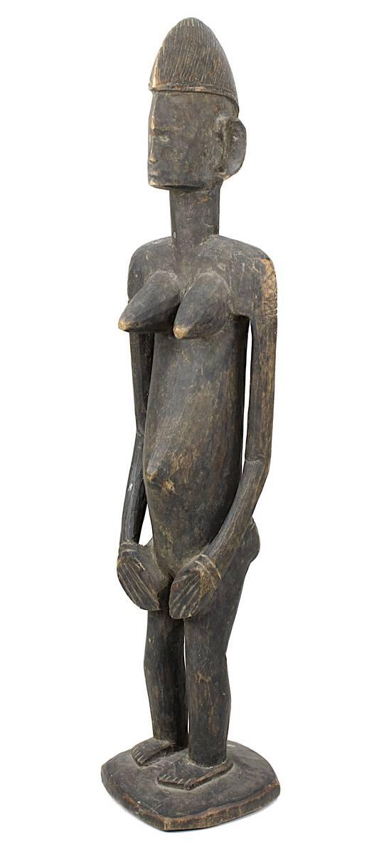 4-0002 - Weibliche Figur der Bambara, Mali Image