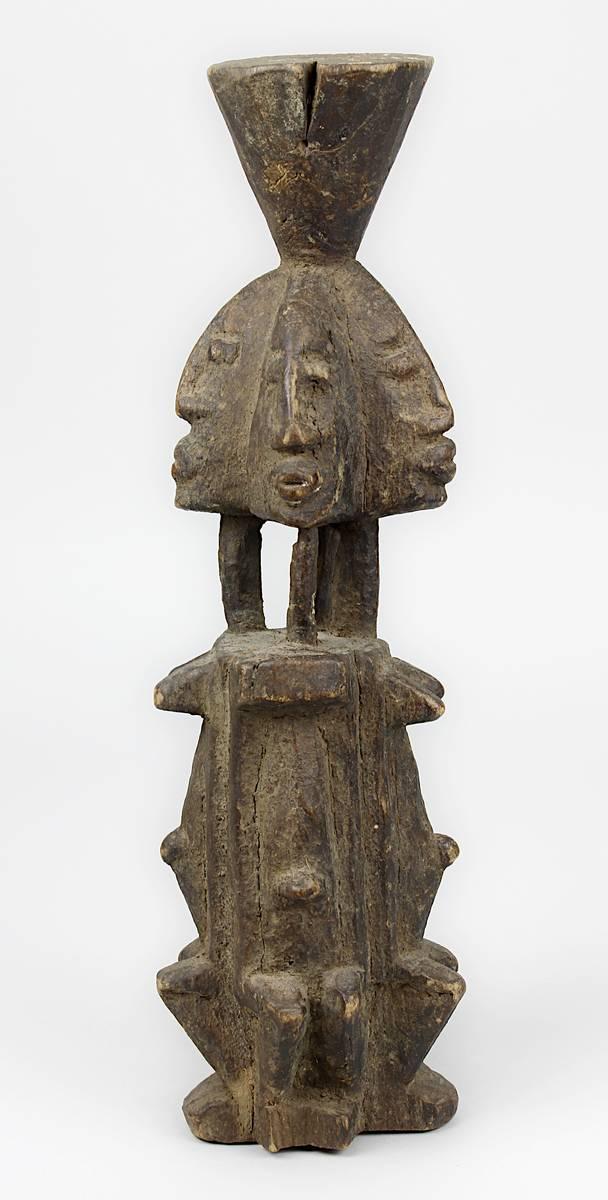 4-0003 - Altar-Objekt der Dogon, Mali Image